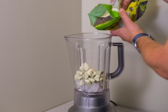 Add chia seed into juicer